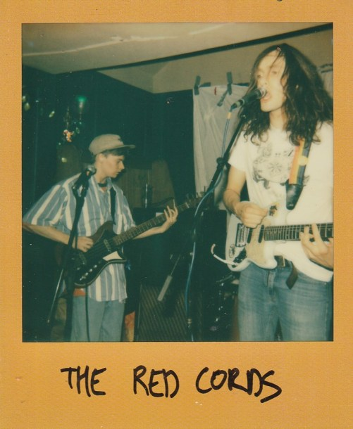 Wax First Birthday 14 - The Red Cords